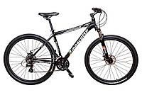 "Mascotte Attack 29"" черный велосипед рама 19"