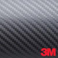 Карбоновая пленка 3 М  Scotchprint 1080CF201 1,52 м