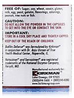 Захист від біоплівки, Biofilm Defense, Kirkman labs, 60 капсул, фото 6