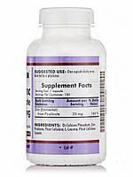 Цинк Пиколинат 25 мг - Гипоаллергенный, Zinc Picolinate 25 mg -Hypoallergenic, Kirkman labs, 150 капсул, фото 2