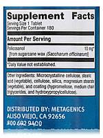 Коларест SC, Cholarest SC, Metagenics, 180 Таблеток, фото 5