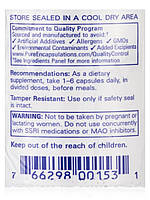 5-HTP (5-Гідроксітріптофан) 5-HTP (5-Hydroxytryptophan), Pure Encapsulations, 50 мг 60 капсул, фото 6