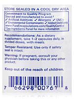 Лікопін 20 мг, Lycopene, Pure Encapsulations, 60 капсул, фото 6