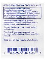 Гінкго 50 160 мг, Ginkgo, Pure Encapsulations, 120 капсул, фото 6