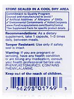 Основной Аминопласт, Essential Aminos, Pure Encapsulations, 180 Капсул, фото 6