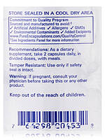Калий Магний (цитрат), Potassium Magnesium (citrate), Pure Encapsulations, 180 капсул, фото 6