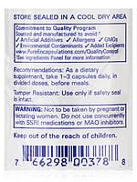 5-HTP (5-гідроксітріптофан) 100 мг, Pure Encapsulations, 60 капсул, фото 6