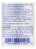 Вітамін D3 10, 000 IU, Vitamin D3 10 000, Pure Encapsulations, 120 Капсул, фото 6
