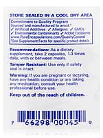 Кальций (цитрат), Calcium (citrate), Pure Encapsulations, 180 капсул, фото 6