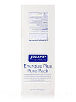 Энергия Плюс с Метафолином L-5-MTHF, Energize Plus Pure Pack with Metafolin L-5-MTHF, Pure Encapsulations, 30, фото 2