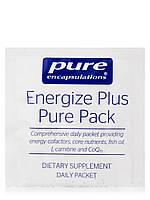 Энергия Плюс с Метафолином L-5-MTHF, Energize Plus Pure Pack with Metafolin L-5-MTHF, Pure Encapsulations, 30, фото 7