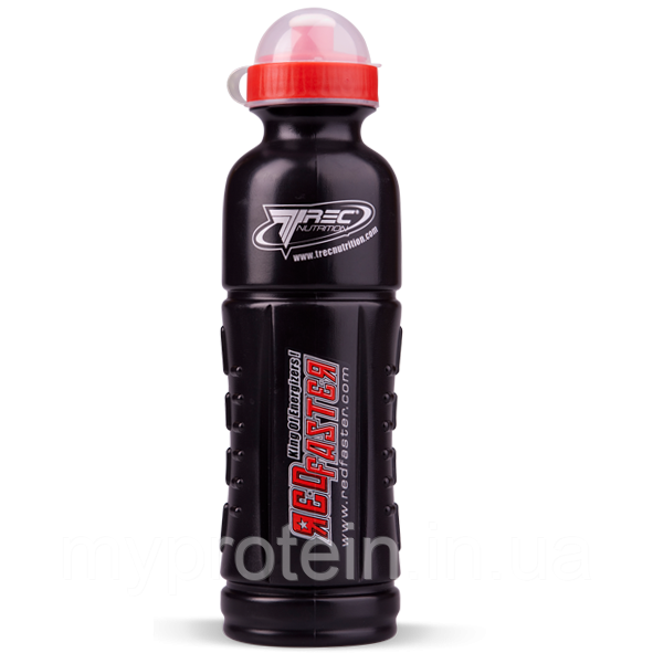 Фляга для воды Waterbottle Red Faster (750 ml black)
