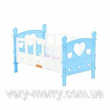 Кроватка сборная для кукол №2 POLESIE