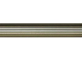 Труба для карниза рифленая 16 мм 1,60 м
