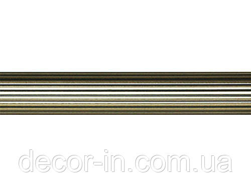 Труба для карниза рифленая 16 мм 2,40 м