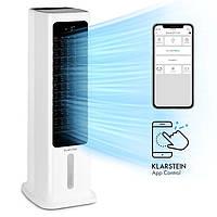 Воздухоохладитель, кондиционер, очиститель, увлажнитель воздуха Klarstein Skytower 360 ° Smart 4-в-1 с Wi-Fi