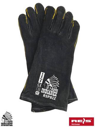 Перчатки защитные для сварщиков RSPBIZINDIANEX B, фото 2