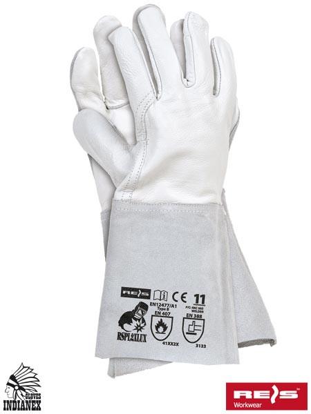 Перчатки защитные для сварщиков RSPL2XLUX WJS
