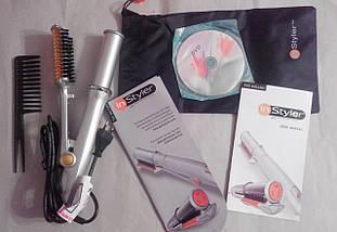 Утюжок (плойка) для волос Instyler для профессиональной укладки волос, фото 2