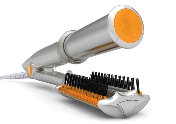 Утюжок (плойка) для волос Instyler дляпрофессиональной укладки волос bycnfqkth
