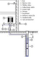 Схема подключения электронасоса «ВОДОЛЕЙ» к БАНУ (бытовой автоматической напорной установке)