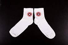 Шкарпетки Without Captain America 36-44 White