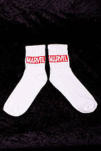 Шкарпетки Without Marvell 36-44 White