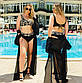 """Жіночий роздільний купальник у великих розмірах 507 """"Ліф Принт Палітурка"""" в кольорах, фото 9"""