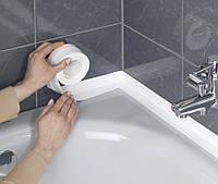 3.8 см х 320см. Стрічка бордюрна для ванни та кухні