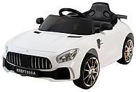 Дитячий електромобіль Siker Cars 998A білий