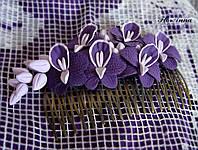 """""""Фиолетовые орхидеи"""", фото 1"""