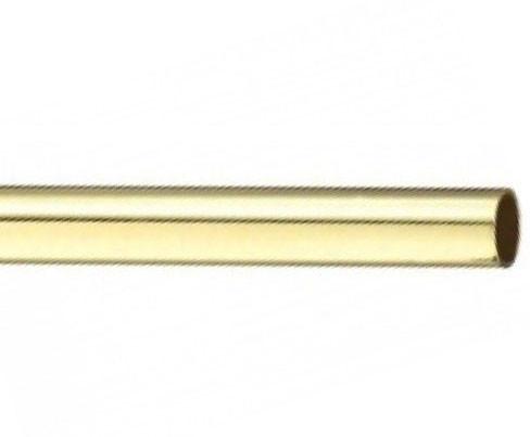 Труба для карниза гладкая 16 мм 3 м