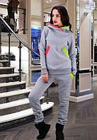 Женский теплый спортивный костюм Winter (разные цвета)
