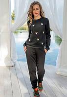 Женский утепленный спортивный костюм Mickey
