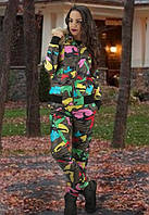 Женский зимний спортивный костюм Colors
