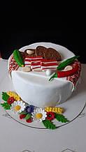 """Прикраси на торт набір """"Національний"""""""