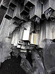Забор из нержавеющего стального проката: варианты и особенности