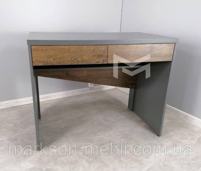 Письменный стол с двумя выдвижными ящиками MS110
