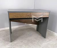 Письменный стол с двумя выдвижными ящиками MS110, фото 1