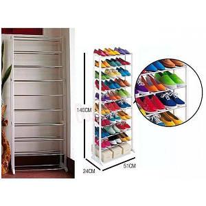 ОПТ Полка органайзер для обуви Amazing Shoe Rack Toys