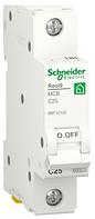 Автоматичний вимикач R9F12125 1P 25A C Resi9 Schneider Electric