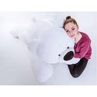 Плюшевый Медведь лежачий Умка 55 см.