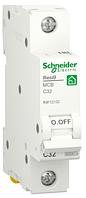Автоматичний вимикач R9F12132 1P 32A C Resi9 Schneider Electric