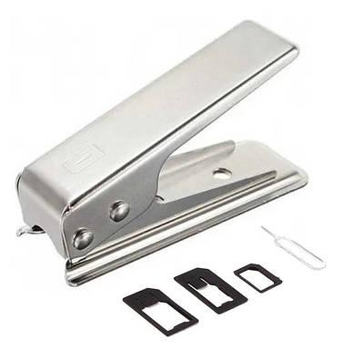 Ножиці для обрізки сім карт Nano sim cutter BK-7295