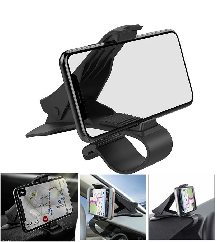 Автомобільний тримач для телефону Hoco CA50 In-Car Прищіпка