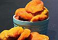 Персик натуральный сушеный Армения 200г, Сухофрукты из целого персика без сахара, фото 2