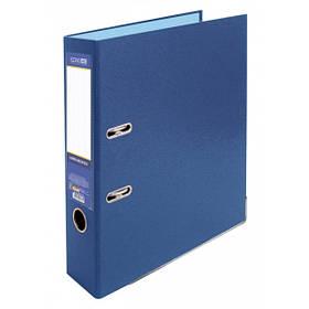 Папка-реєстратор А4 Economix, 70 мм, темно-синя E39721*-24