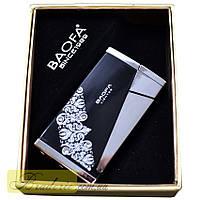 Зажигалка подарочная Baofa 3550