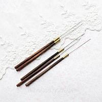 Индийский Крючок для Вышивания 0.72 мм длина иглы 32 мм