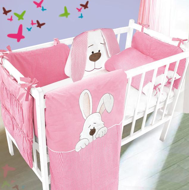 Детские комплекты в кроватку и одеяла